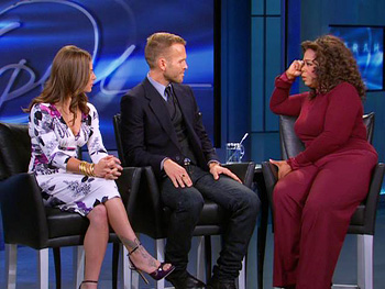 Bob Harper and Jillian Michaels share weight loss advice.