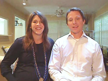Matt and Ginny wrote letters to their son, Eliot, who was born with Trisomy 18.