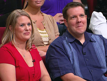 Cody's parents, Tina and Mike