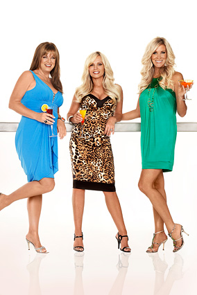 Jeana, Tamra and Lauri, before their makeovers