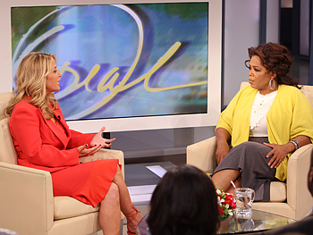 Dr. Laura Berman and Oprah