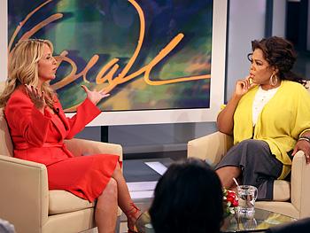 Dr. Berman and Oprah