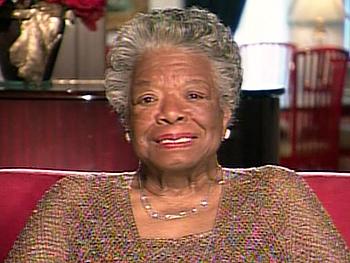Oprah and Dr. Maya Angelou