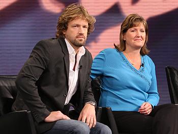 Vicky and Mark Sandberg