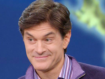 Dr. Oz explains how the Okinawan diet helps longevity.