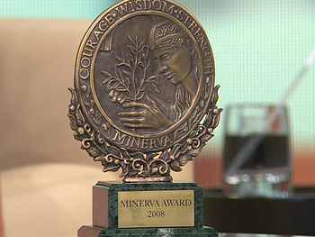 The Minerva Award