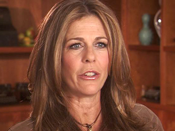 Actress and producer Rita Wilson