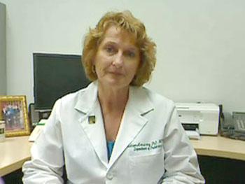 Psychologist Dr. Kathi Armstrong explains her diagnosis of Danielle.