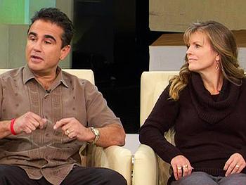 Rich and Yvonne Dutra-St. John