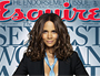Halle Berry on the cover of Esquire