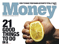 Money magazine, September 2008