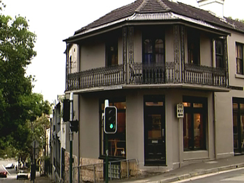 Bill's Cafe, Nicole Kidman's favorite spot in Sydney.