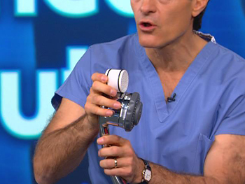 Dr. Oz on how to keep your hair healthy