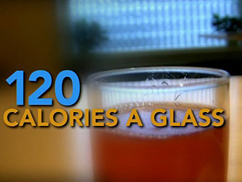 Cut down on liquid calories.