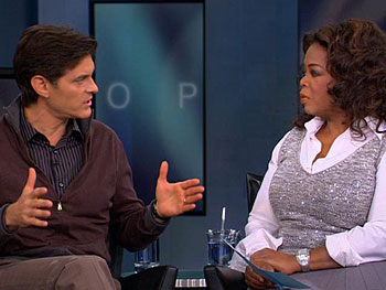 Dr. Oz discusses America's obesity epidemic.