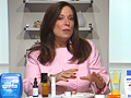 Beauty product expert Paula Begoun
