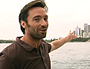 Hugh Jackman takes a tour of Sydney.
