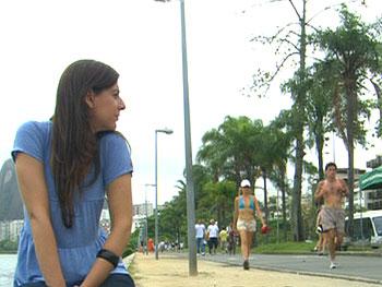 Ilana Rehavia, a native Brazilian