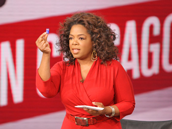 Oprah and the Amazon Kindle