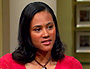 Marion Jones wins Olympic gold.