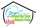 Oprah's Clean Up Your Messy House Tour