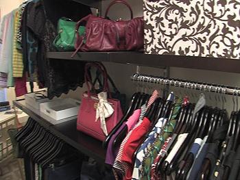 Marin's closet