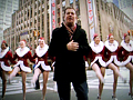 Peter Walsh and the Rockettes