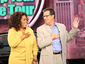 Oprah and Peter Walsh