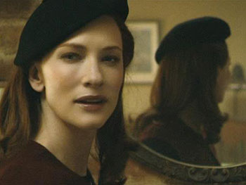 Cate Blanchett as Daisy in The Curious Case of Benjamin Button
