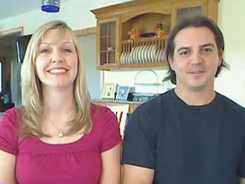Jennifer and Michael from Illinois