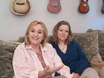 Melissa and Tammy Etheridge