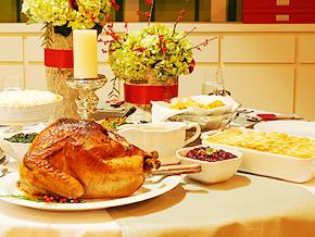 Cristina Ferrare's meal
