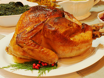 Cristina Ferrare's Turkey with Marinade recipe and video