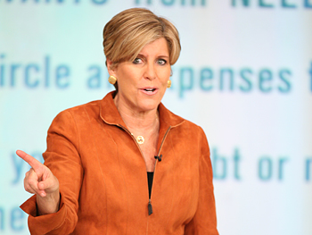 Suze Orman's advice for Carol and Scott