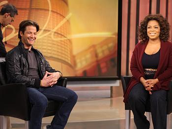 Oprah and Nate