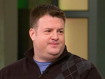 Erik Chopin on gaining the weight back after winning The Biggest Loser