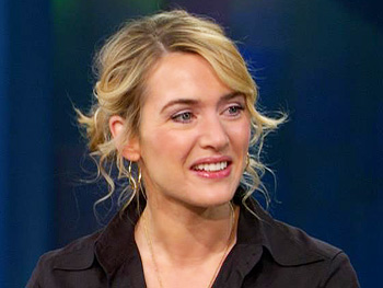 Kate Winslet talks about The Reader.