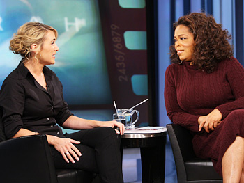 Kate Winslet and Oprah