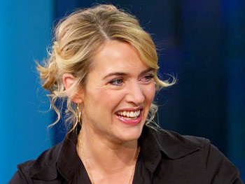 Kate Winslet discusses Revolutionary Road.