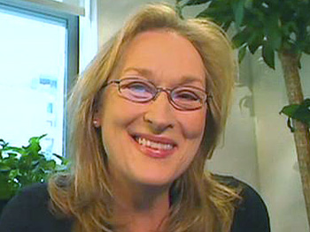 Meryl Streep talks about her role in Doubt.