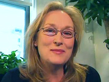 Meryl Streep has been nominated for 14 Oscars.