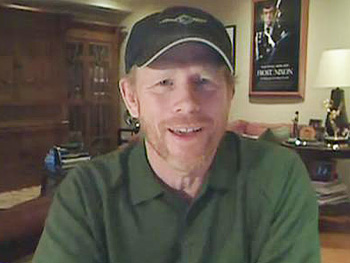 Frost/Nixon director Ron Howard