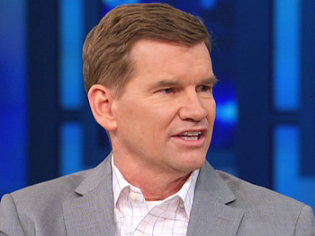 Ted Haggard explains his sexuality.
