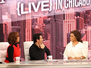 Oprah, Mark and Gayle