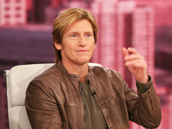 Denis Leary talks about his wife, Ann.