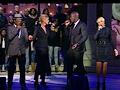 Will.i.am, Faith Hill, Seal and Mary J. Blige