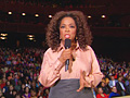 Oprah at the Kennedy Center
