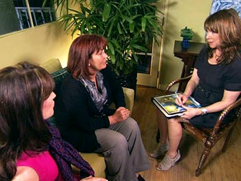 Michele meets with Robin McGraw's doctor, Dr. Prudence Hall.