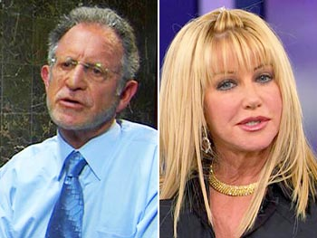 Dr. Wulf Utian questions Suzanne Somers' claims.