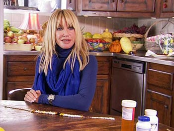 Suzanne Somers' daily hormone regimen